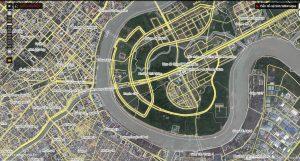 vi tri du an eco smart city