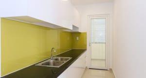 Nhà bếp căn hộ Moonlight Residences Thủ Đức